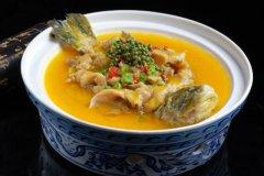金汤黄河鱼