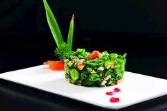 榄菜肉碎炒脆瓜