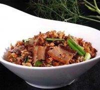 白辣椒炒腊肉
