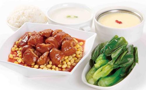 深圳中式快餐培训课程