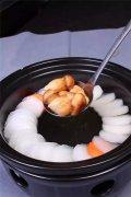 石锅松茸萝卜