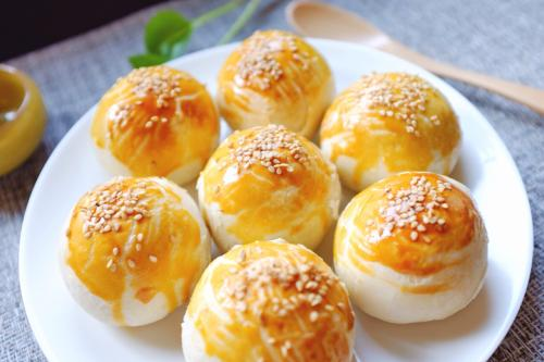 深圳蛋黄酥培训课程