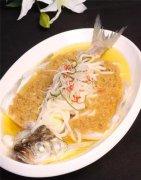 姜香白水鱼