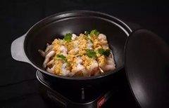 砂锅姜焗虾