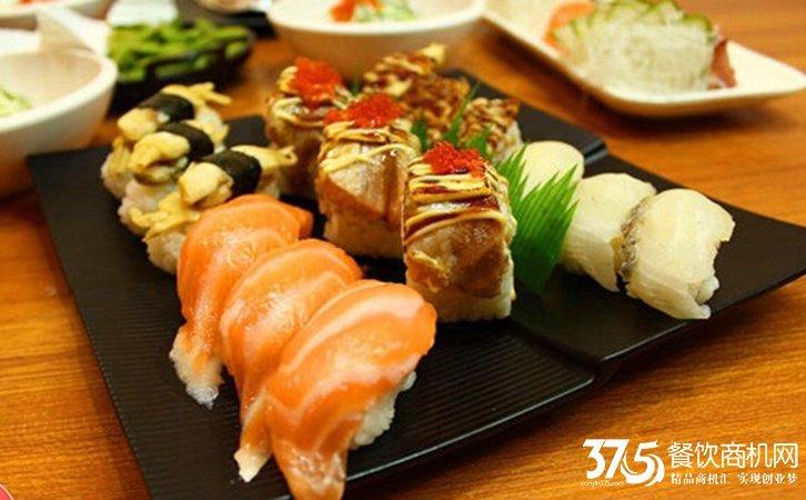 樱花雨外带寿司加盟