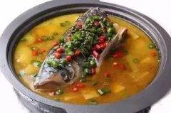 米豆腐鲜辣鱼头
