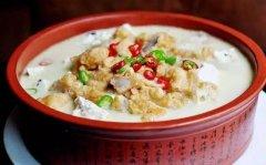 菜豆腐炖酥肉
