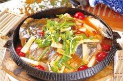 秘制平锅鱼头