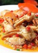 米椒子姜蟹