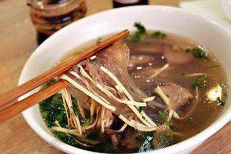 张姐淮南牛肉汤加盟项目前景可观,炙手可热