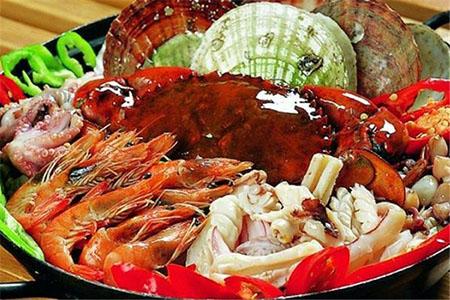 怪客龙虾小海鲜加盟