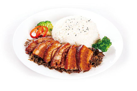 博大精深的中国餐饮文化,你加盟老头盖浇饭来了解一下