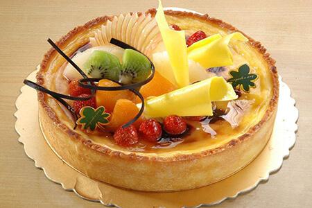 皇家美孚西式烘培店不仅做的是糕点还有颜值