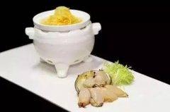 酸菜炖鲜鲍