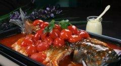 番茄味型烤鱼
