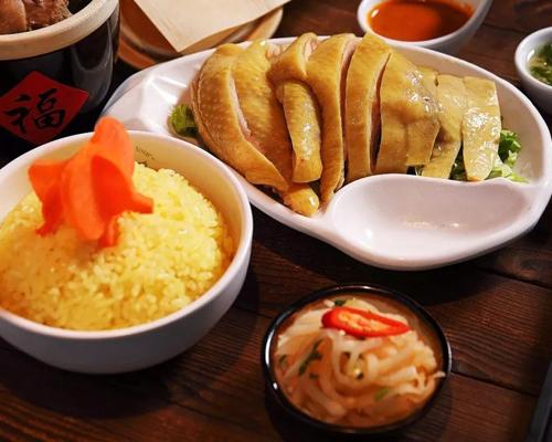 重庆鸡油饭培训