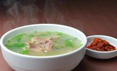 牛肚粉丝汤