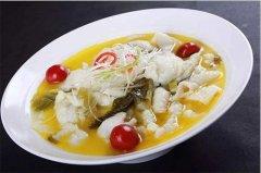 贵州酸汤龙利鱼片