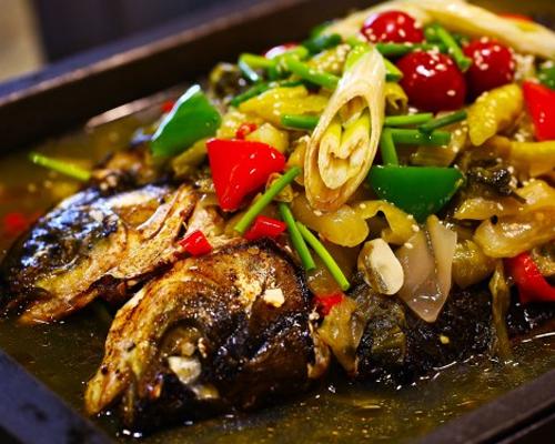 上海酸菜烤鱼培训