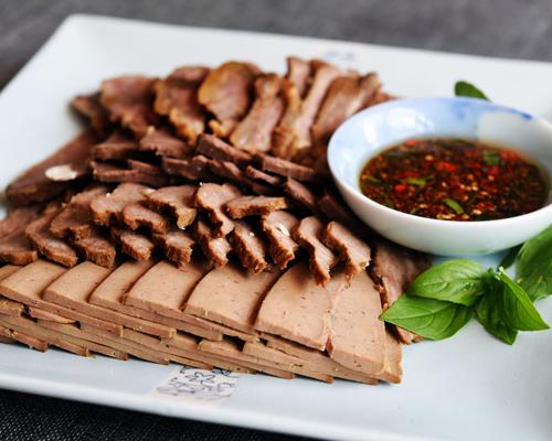重庆卤水牛肉培训