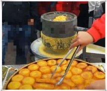 什么地方有教石磨粗粮玉米饼的到哪里可以学到配方做法