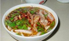 中国羊肉粉羊肉面培训中心