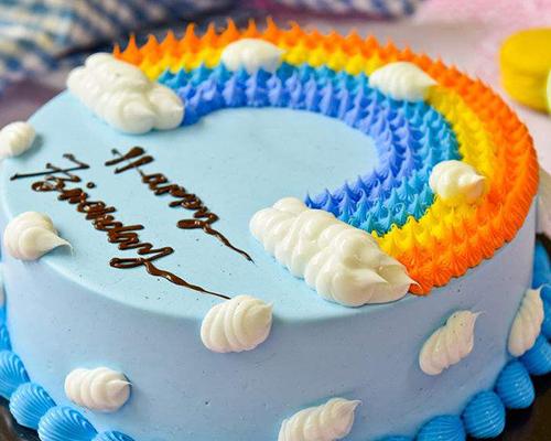 天津彩虹蛋糕培训