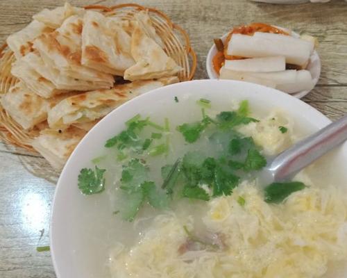 南京母鸡汤泡饼培训