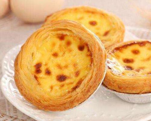 郑州葡式蛋挞做法培训