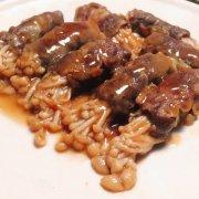 肥牛金针菇卷