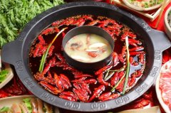 鱼恋虾火锅加盟匠心秘制,好口味自然更受欢迎
