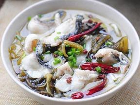 川菜 酸菜鱼