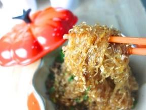 蚂蚁上树(辣炒冬粉)川菜