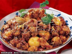 贵州辣子鸡