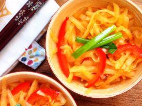川菜食谱 - 麻辣土豆丝