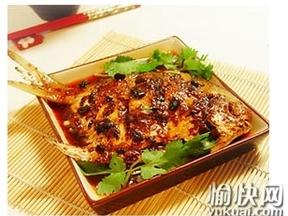 家常闽菜豉香平子鱼