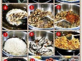 传统福建油饭