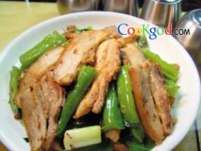 广式回锅肉